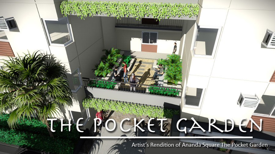 The Pocket Garden